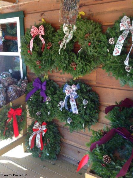 Norridgewock Gift Shop Theme Wreaths