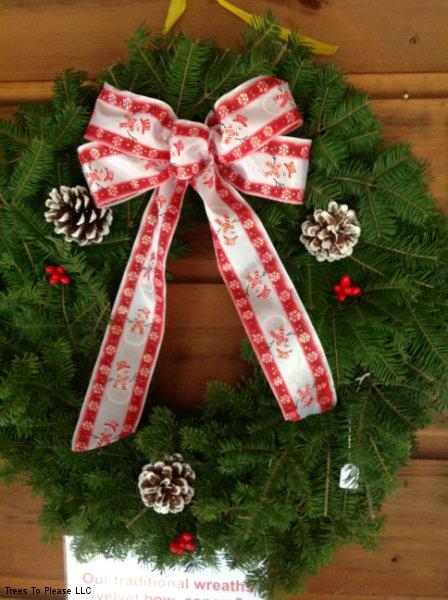 Snowman Theme Wreath