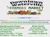 Waterville Farmers Market Logo